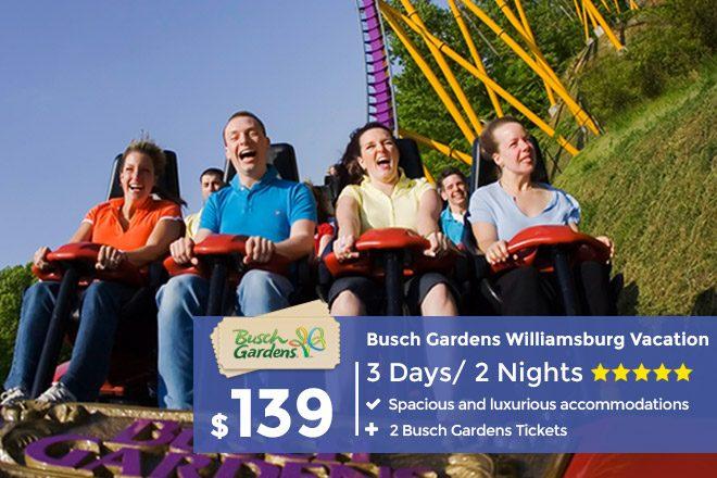 Busch Gardens Williamsburg Pass Member Preview Day 2018
