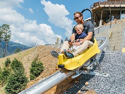Anakeesta Mountain Coaster