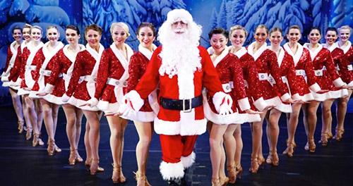 christmas in hollywood presents christmas wonderland