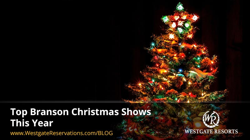 Top Branson Christmas Shows This Year!