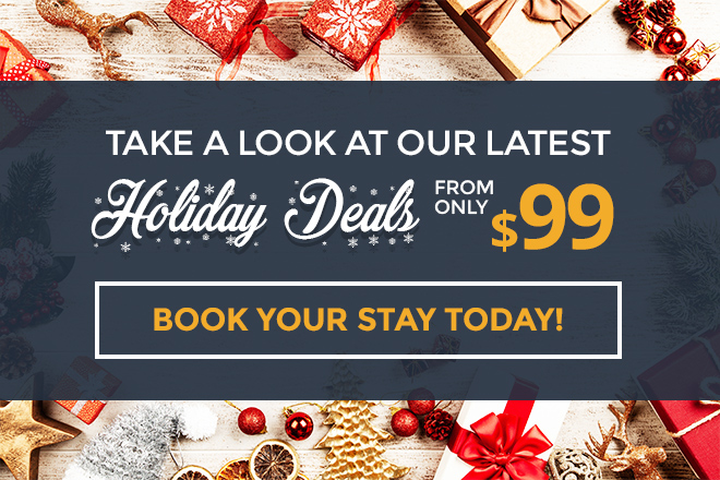 Westgate Resorts Holiday Packages from $99