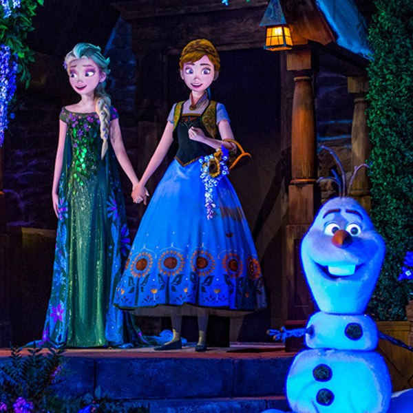 A Frozen Holiday Wish | Westgate Reservations