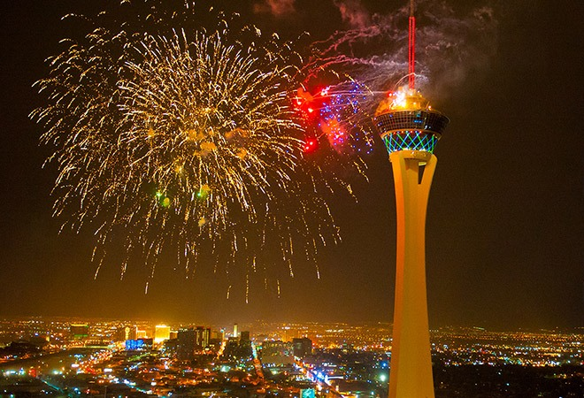 Vegas Fireworks | Vegas Vacation