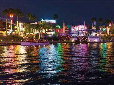 Universal City Walk Shopping