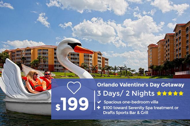 Orlando Valentines Day