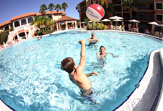 Westgate Pool | Timeshare Vacation