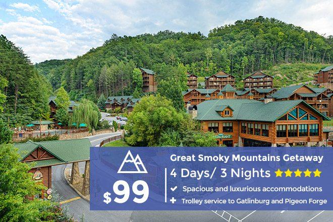 Westgate Smoky Mountain Resort Water Park Book Your Getaway