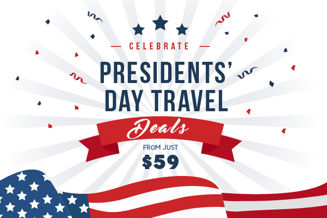 Westgate Resorts Presidents Day Travel Sale from $59
