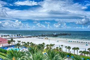 Florida Spring Break - Clearwater Beach