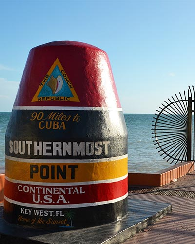 Florida Spring Break - Southernmost Point