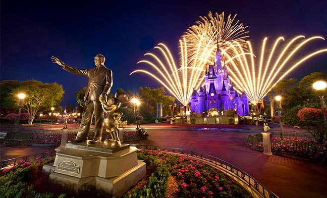 Magic Kingdom Orlando Vacations