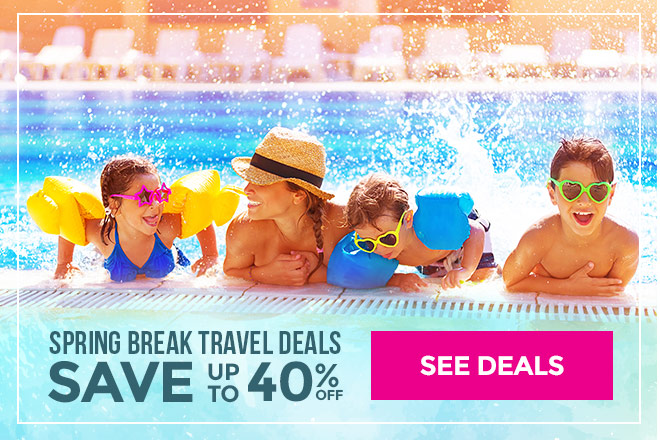 Westgate Resorts Spring Break Travel Deals from $59