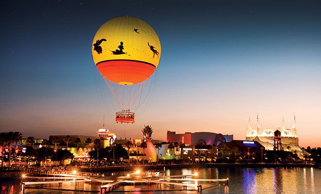Disney Springs Theme Park Vacation