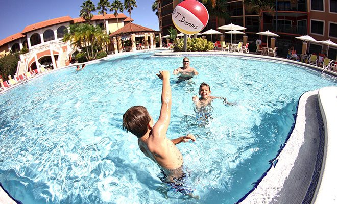piscinas de Westagte Lakes Resort & Spa