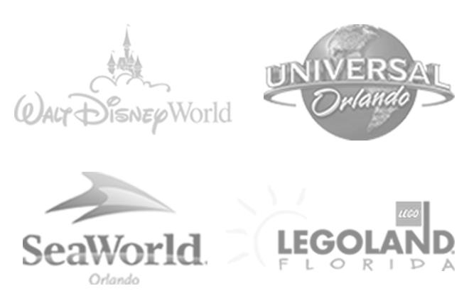 Parques Tematicos de Orlando: Disney, Universal, SeaWorl, Legoland