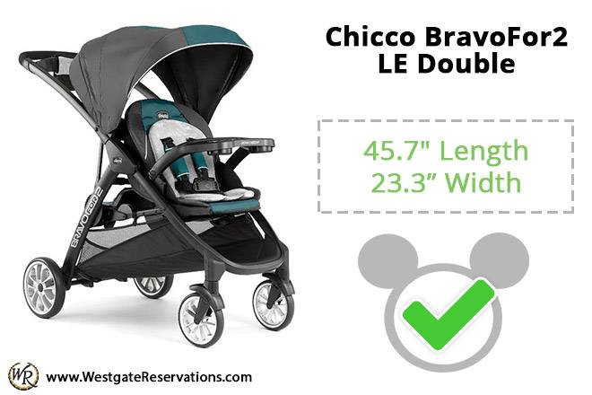 Chicco BravoFor2 LE Double