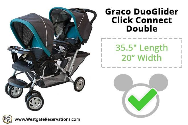 Graco DuoGlider Click Connect Double