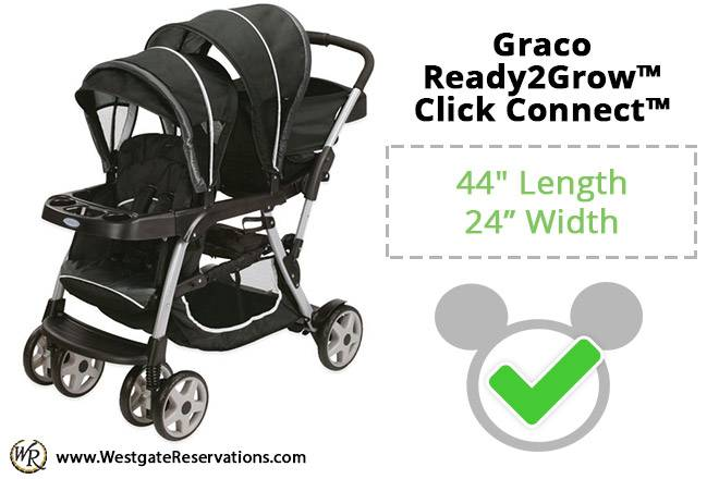Graco Ready2Grow Click Connect