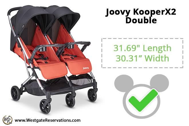 Joovy KooperX2 Double
