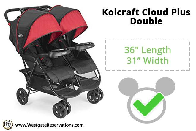 Kolcraft Cloud Plus Double