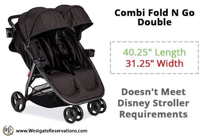 Combi Fold N Go Double