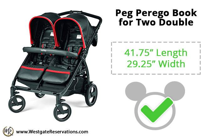Peg Perego Book for Two Double