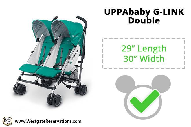 UPPAbaby G-LINK Double