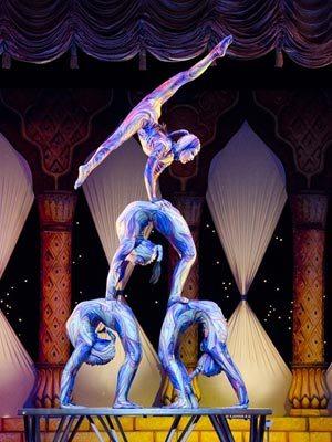 Entertainment - Shows in Las Vegas