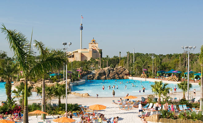 Parque Aquatica Seaworld