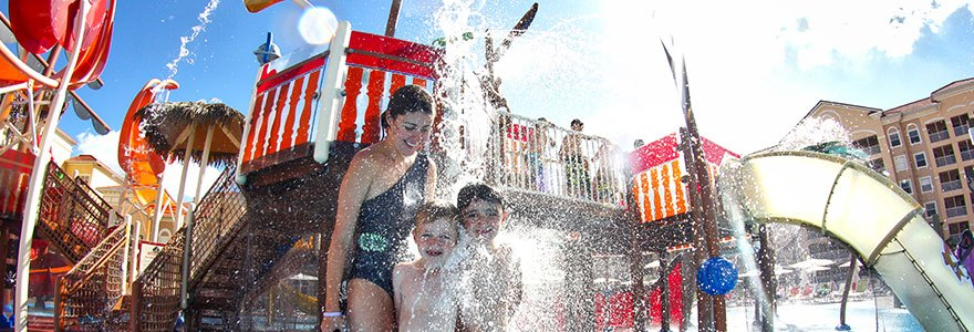 shipwrek island water park in Kissimmee | Shipwreck island at Westgate Town Center