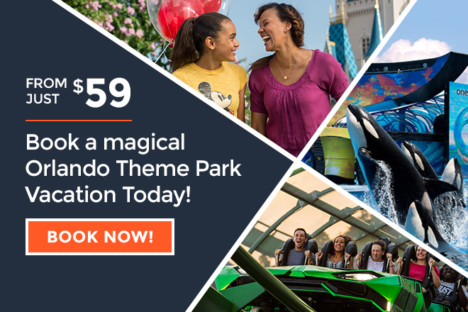 Westgate Resorts Theme Park Deals from $59