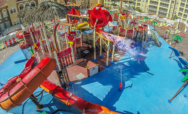 Parque Acuatico Shipwreck Island en Orlando