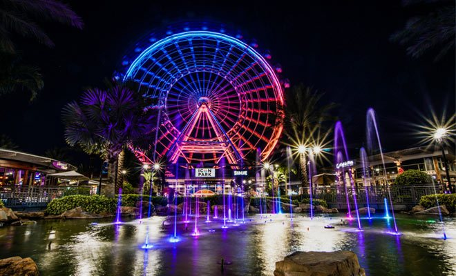 The Wheel at ICON Park en Orlando