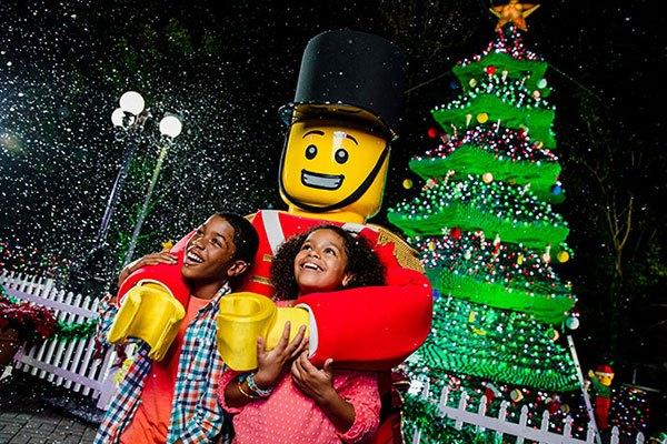 legoland Orlando | navidad en orlando florida