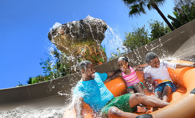 Disney WaterPark in Orlando, FL