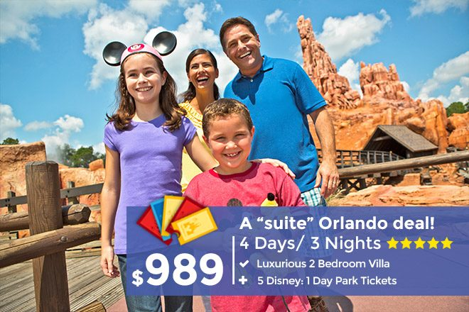 Disney Vacation Packages Resort Packages Include Discount Tickets