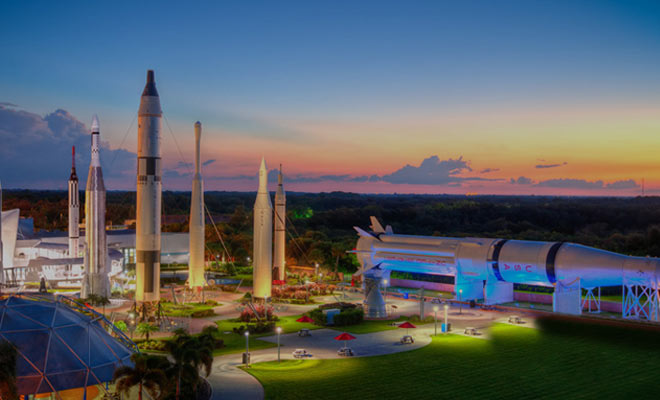 Kennedy Space Center | Discounted Kennedy Space Center Vacation packages