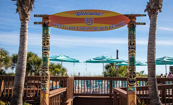 Makua Lanai at Westgate Cocoa Beach Resort
