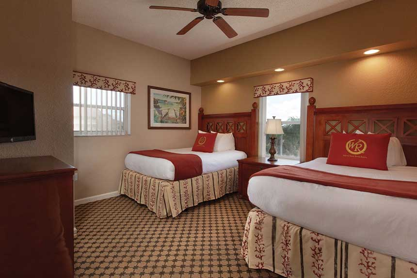 Two Bedroom Wheelchair Accessible Room Westgate Resorts