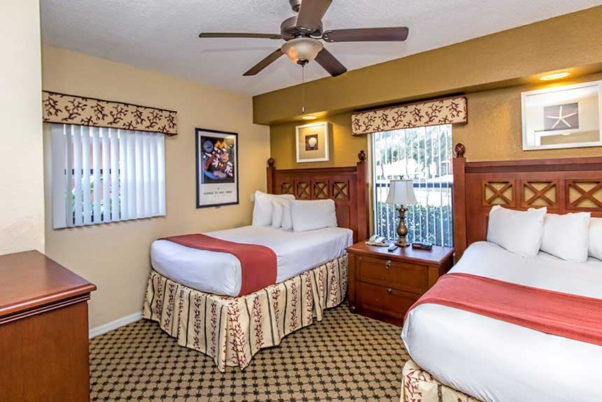 Westgate Handicap Accessible Room in Orlando