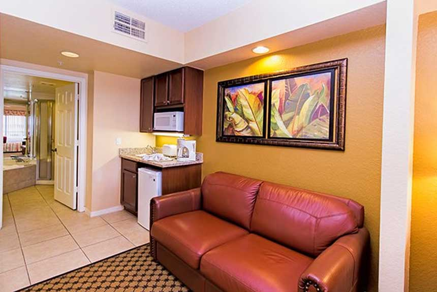 Westgate Lakes Studio Room in Orlando, FL
