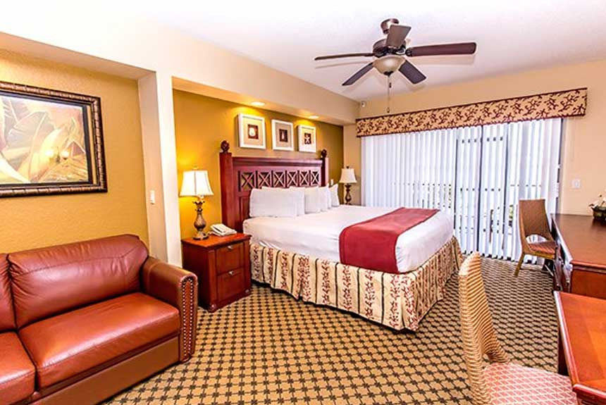 Handicap Accessible Studio at Westgate Lakes Resort in Orlando