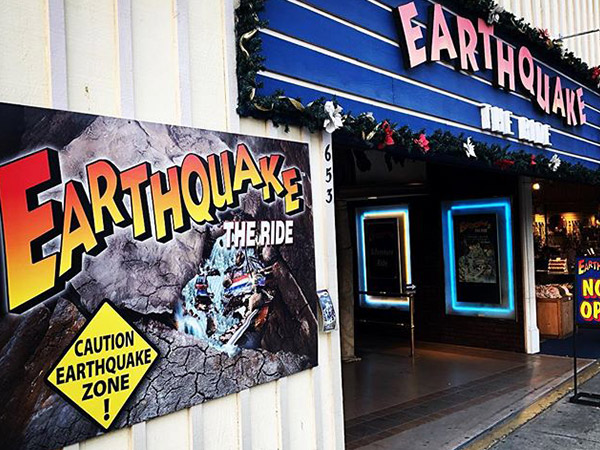 Earthquake the ride | Things to Do in Gatlinburg | Gatlinburg Do List