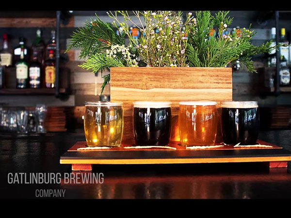 Gatlinburg Brewing Company | Things to Do in Gatlinburg | Gatlinburg Do List