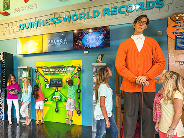 Guinness World Records Adventure | Things to Do in Gatlinburg | Gatlinburg Do List