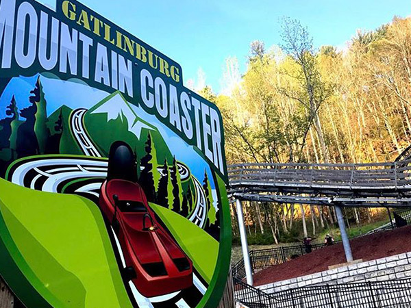 Gatlinburg Mountain Coaster |Things to Do in Gatlinburg | Gatlinburg Do List