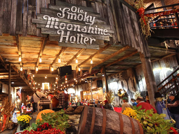 Ole Smoky Moonshine | Things to Do in Gatlinburg | Gatlinburg Do List