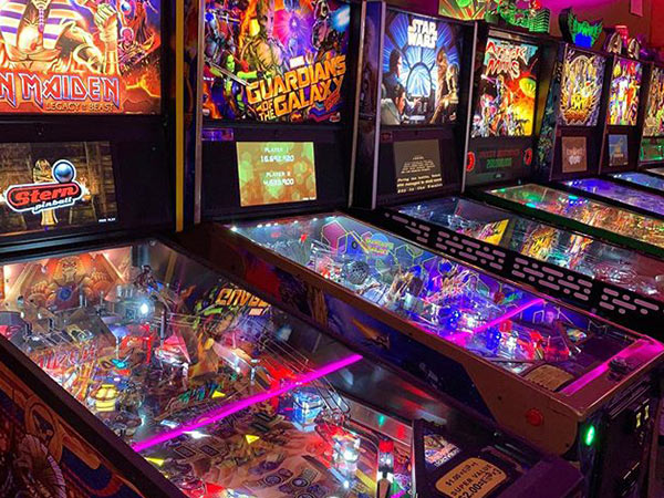 Gatlinburg Pinball Museum | Things to Do in Gatlinburg | Gatlinburg Do List