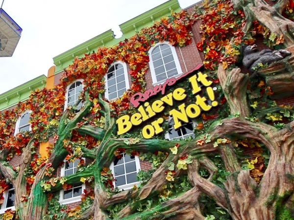 Ripley's Believe or Not! Odditorium | Things to Do in Gatlinburg | Gatlinburg Do List