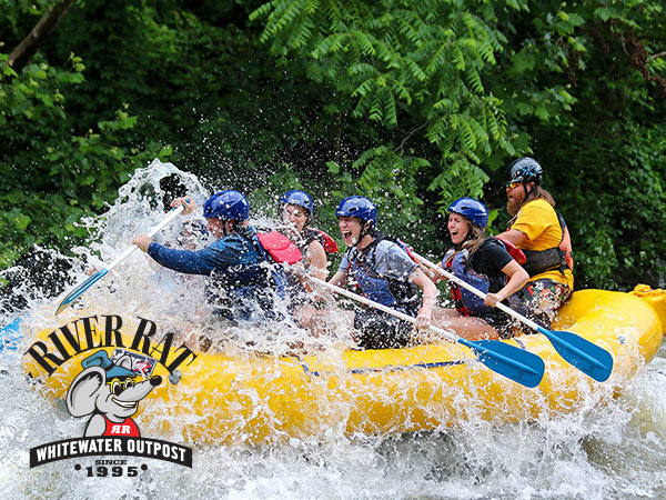 Smoky Mountain River Rat Main Tubing Outpost | Things to Do in Gatlinburg | Gatlinburg Do List